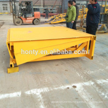china supplier skateboard dock ramp lift/loading ramps